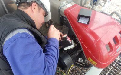 Burner Maintenance for indirect heater