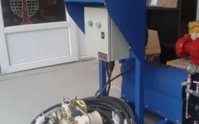 Diesel System for Diesel Pilot