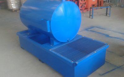 Chemical Tank Design & Fabrication